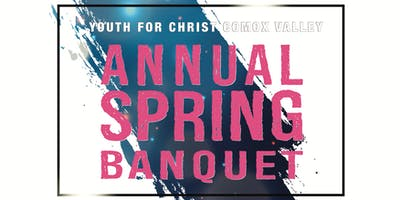 Youth For Christ Annual Banquet 2019