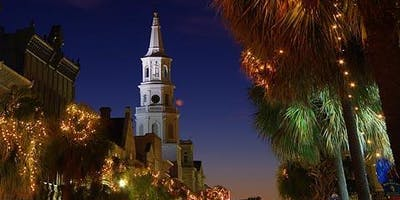 "Fifty Shades EXCLUSIVE ""Christmas in Charleston"""