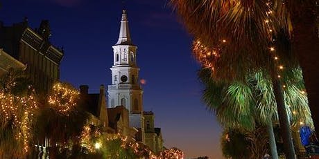 """Fifty Shades EXCLUSIVE """"Christmas in Charleston"""" tickets"""