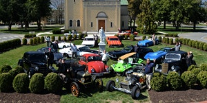 2019 Collector Car Show and Swap Meet at St. Joseph's...