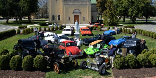 2019 Collector Car Show and Swap Meet at St. Joseph's Villa  Richmond, VA