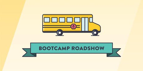 SketchUp Bootcamp Roadshow tickets