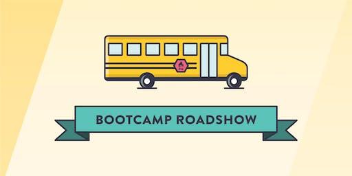 SketchUp Bootcamp Roadshow