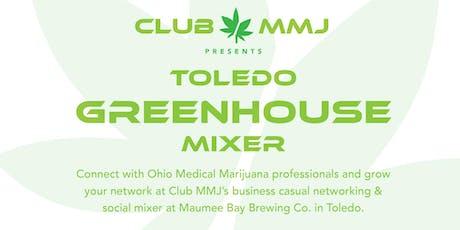 Toledo Greenhouse Mixer tickets