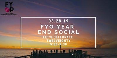 FYO Year End Social
