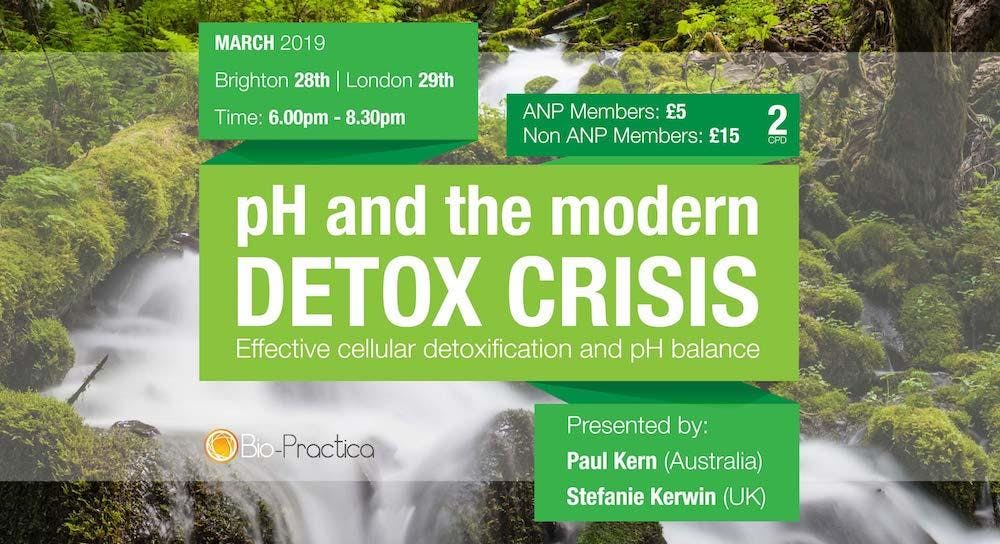 Ph and the Modern Detox Crisis