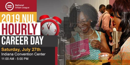 2019 NUL Hourly Career Day