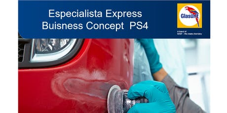 Curso especialista Express Business Concept - PS4 entradas