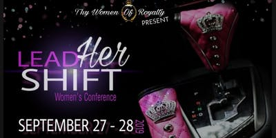 LeadHer Shift Women's Conference