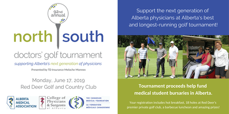 92nd Annual North/South Doctors' Golf Tournament  tickets