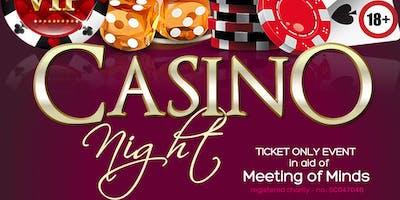Meeting of Minds Casino Night