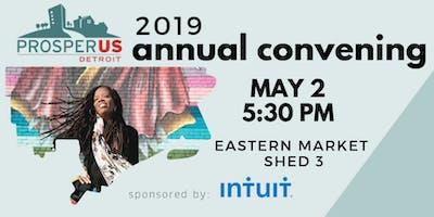 ProsperUS Detroit 2019 Annual Convening