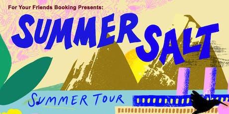 Summer Salt @ The Orpheum tickets