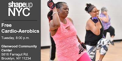 ShapeUp NYC: FREE Cardio-Aerobics Fitness by Abpowerment