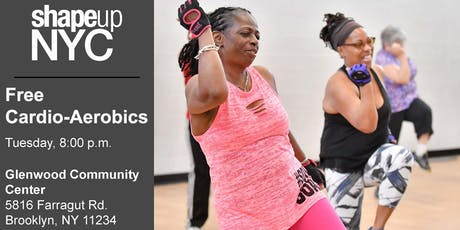 ShapeUp NYC: FREE Cardio-Aerobics Fitness by Abpowerment tickets