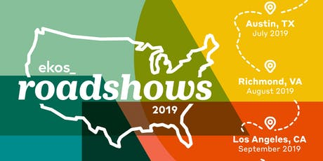 ekos_roadshow - Austin, TX tickets