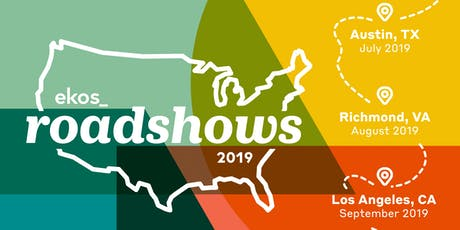 ekos_roadshow - Richmond, VA tickets