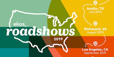 ekos_roadshow - Los Angeles, CA tickets