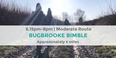 BUGBROOKE BIMBLE | APPROX 4 MILES | MODERATE | NORTHANTS WALK