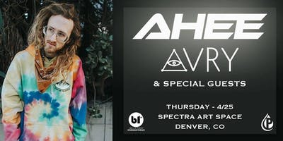 An Evening With Ahee, AVRY and special guests