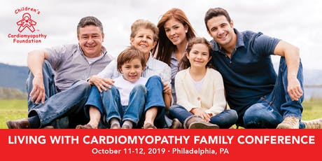Living With Cardiomyopathy Family Conference  tickets