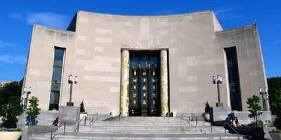 Telling the Art Deco Story of Brooklyn - Part 1: Talk