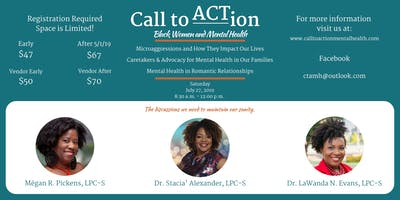 Call to Action: Black Women and Mental Health