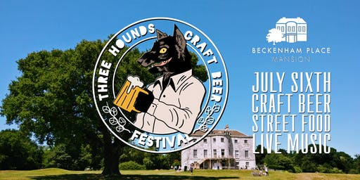 Three Hounds Craft Beer Festival