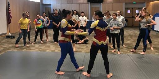 Jiu Jitsu for Self Defense taught by women for women