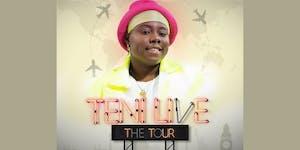 TENI LIVE IN TORONTO | APRIL 27TH | AFROBASS