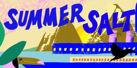 Summer Salt with Dante Elephante and Motel Radio tickets