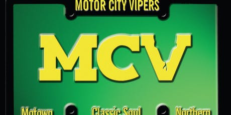 Summer Soul with Motor City Vipers and DJ tickets