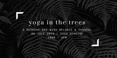 Yoga in the Trees