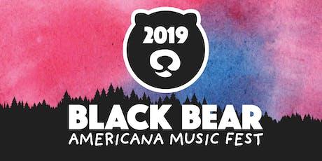 Black Bear Americana Music Fest 2020 tickets
