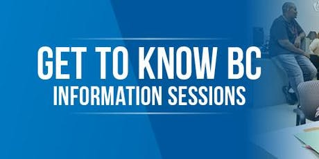 Broward College Information Session-Willis Holcombe Center-Downtown tickets