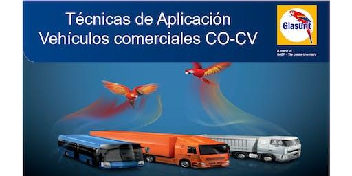 Técnicas de Aplicación Vehículos Comerciales - CO-CV