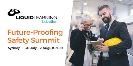 Future-Proofing Safety Summit tickets