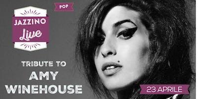 Amy Winehouse Tribute - Live at Jazzino