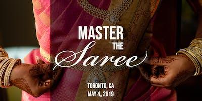 Master the Saree