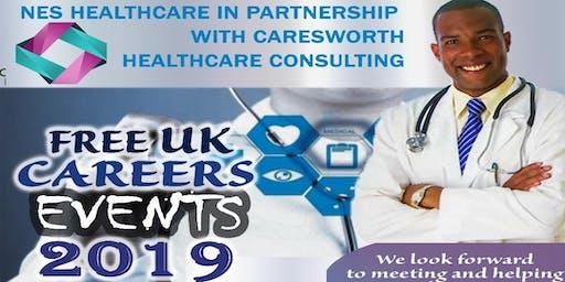 UK CAREER EVENTS FOR MEDICAL DOCTORS