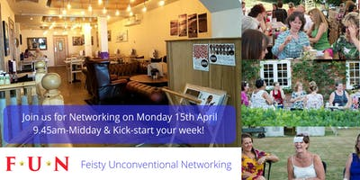 FUN Networking meeting (April)