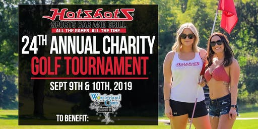 2019 Hotshots Sports Bar & Grill Charity Golf Tournament - MONDAY