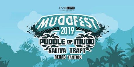 Muddfest 2019 ft. Puddle of Mudd, Saliva, Trapt & more tickets