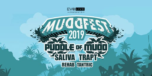Muddfest 2019 ft. Puddle of Mudd, Saliva, Trapt & more