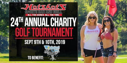 2019 Hotshots Sports Bar & Grill Charity Golf Tournament - TUESDAY