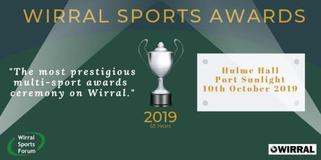 Wirral Sports Forum Awards Evening tickets