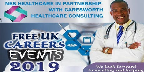 UK CAREER EVENTS FOR DOCTORS tickets