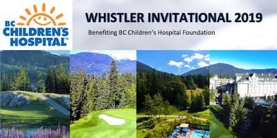 Whistler Invitational 2019