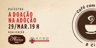 Café com Freud e Cia - Data 29/03 às 19 horas