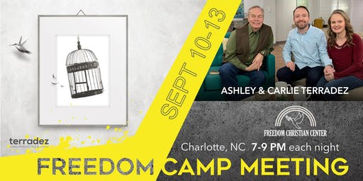 Freedom Camp Meeting 2019